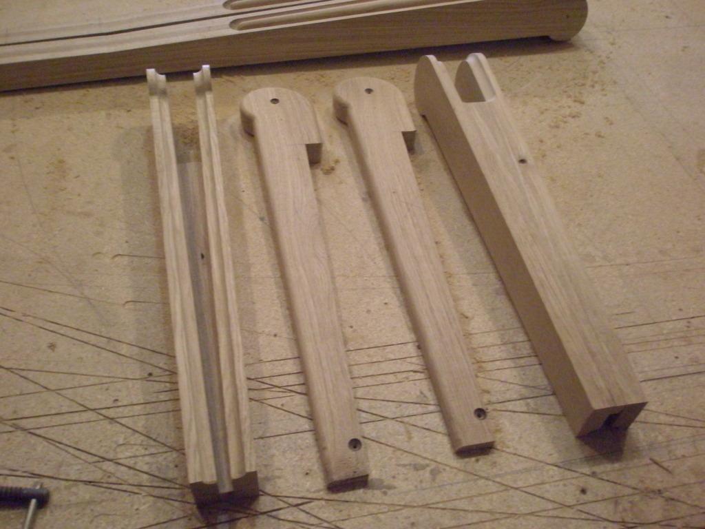схема изготовления копира к токарному станку по дереву