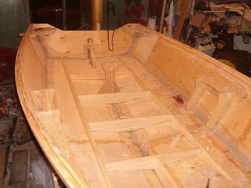 Краска для лодок из фанеры